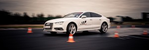 Audi Driver Experience.